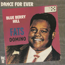 "Fats Domino 7"" Blue Berry Hill - France"
