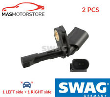 ABS WHEEL SPEED SENSOR PAIR REAR SWAG 32 92 3810 2PCS G NEW OE REPLACEMENT
