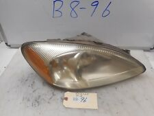 2003 Ford Taurus Ses Right Penger Front Headlight Embly Yf12 13005a