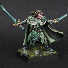 Reaper Dark Heaven Legends 02543 Elladan Elf Ranger Elven Rogue Wood Fighter D&D