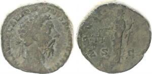 Sesterz 161-180 Antike / Römische Kaiserzeit / Marcus Aurelius   (49569)