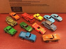 Lot of vintage Tootsietoy Cars Trucks Other Brands Also