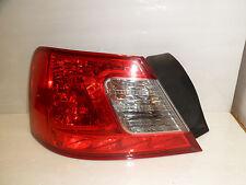 2009 2010 2011 2012 Mitsubishi Galant tail light driver side