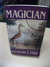 Riftwar Saga: Magician by Raymond E. Feist (1984, Softcover)  Inscribed