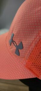 EUC Under Armour Youth light active wear hat pink Shipped promptly 💨