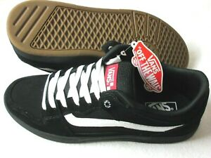 Vans Mens Baxter Classic Skate shoes Black White Gum Size 10.5 NEW VN000L3M9X1