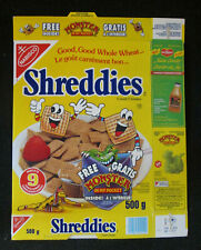 More details for nabisco shreddies cereal box monster in my pocket series 3 promotion promo 1992