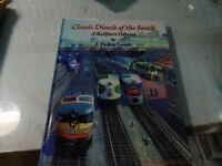 Classic Diesels of the South A Railfan's Odyessy by J Parker Lamb Hard Cover