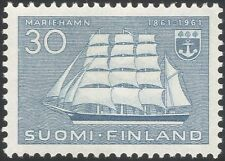 "Finland 1961 Mariehamn/""Pommen""/Sailing/Sail/Boats/Transport/Nautical 1v n19580j"