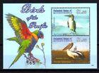 Micronésie 2010 oiseaux bloc feuillet 2 timbres neuf ** 1er choix