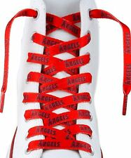 Los Angeles Angels Shoelaces