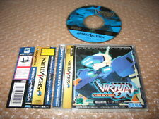 VIRTUAL ON SEGA SATURN JAP IMPORT