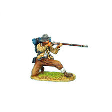 ACW052 Confederate Infantry Kneeling Firing by First Legion