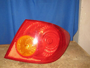90's 2000's 99 mercury marquis fits? SAE AIP2RST 99 tail light passenger side rh
