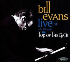 Live at Art D'Lugoff's Top of the Gate by Bill Evans (Piano) (CD, 2012)