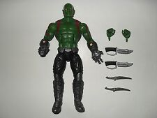 MARVEL LEGENDS EE EXCLUSIVE SET COMIC GUARDIANS OF THE GALAXY DRAX THE DESTROYER