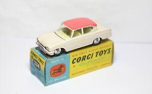 Corgi 234 Ford Consul Classic Ford Consul 315 In Its Original Box - Near Mint