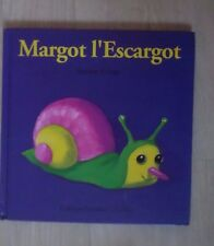 Livre:Margot l'escargot  Antoon Krings