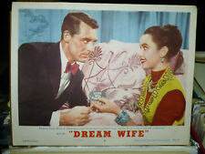 DREAM WIFE, orig 1953 LC # 8 (Cary Grant, Betta St. John)