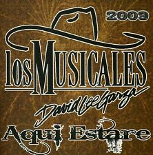 David Lee Garza, David Garza Lee Y Los Musicales - Aqui Estare [New CD]