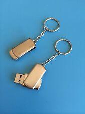64GB USB 2.0 Flash Drive Memory Stick Silver Udisk fast post Great Quality