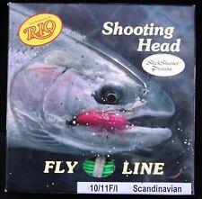 Rio Scandinavian Shooting Head 10/1F-I   (FL-74)