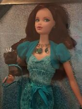 BARBIE STEFFIE FACE MODEL MUSE SUMMER BIRTHSTONE MISS TURQUOISE DECEMBER DOLL 1
