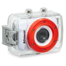 Polaroid XS7 HD 720p 5MP Waterproof Sports Action Camera with LCD Touch Scree...