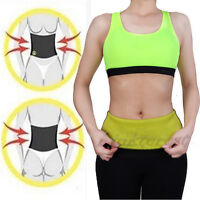 Waist Cincher Tummy Girdle Belt Body Trainer Shaper Fajas Corset Bodysuit Unisex