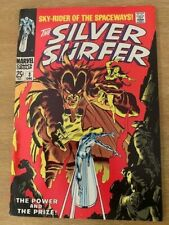 The SILVER SURFER #3 1st Appearance Mephisto High Grade 1968