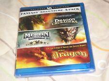Dragon Trilogy Pack [Blu-ray Region A]
