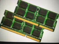 8GB 16GB Laptop Notebook Memory Ram DDR3L 1600mhz PC3-12800S 204PIN soDIMM CL11