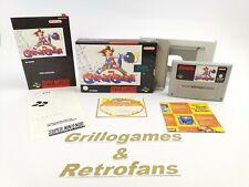 "Super Nintendo Spiel "" Kid Klown in Crazy Chase "" | Snes | Ovp | Pal"