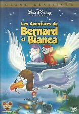 DVD - Walt Disney: Bernard and Bianca / New Sealed