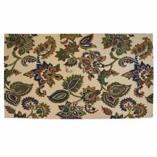 Brush Stroke Multicolour Traditional Jute/Wool Rug - Thickness 10mm, 160 x 230cm
