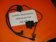 99 ARCTIC CAT JAG 440 fan 340? Z? 00 01 CDI BOX UNIT IGNITION COIL CU2559 OEM