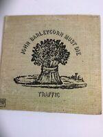 Traffic - John Barleycorn Must Die - Original 1970 LP Record  Album - UAS 5504