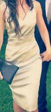 Vestido mujer Mamma Mia de KAREN MILLEN Color plateado talla 34 / woman's dress