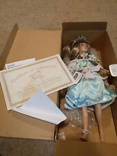 Fairy Porcelain Doll – Angelica Item # 12362 Heritage Signature Collection