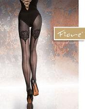 Fiore Seamed Supportless Hosiery & Socks for Women