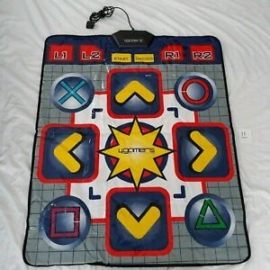 PS2 4Gamers Dance Mat For Use With PS2 - DANCING PAD - Free post