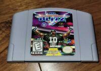 NFL Blitz Nintendo 64 N64