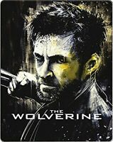 New The Wolverine SAMURAI Limited Edition Blu-ray Steelbook Japan w/Tracking#