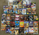 Huge 45 Computer Game Lot! Action Puzzles Casino Kids Mystery Hidden Object!