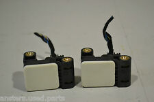 #015 BMW 3 SERIES E91 E90 AIRBAG CRASH IMPACT ACCELERATING SENSOR PAIR 6911003