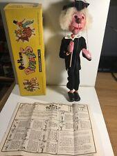 Vintage Pelham Puppets School Master Within Its Original Box