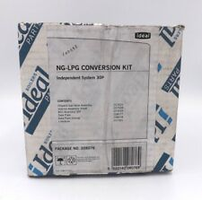 IDEAL 208076 NG-LPG CONVERSION KIT INDEPENDENT SYSTEM 30P FREE 1ST CLASS VAT INC