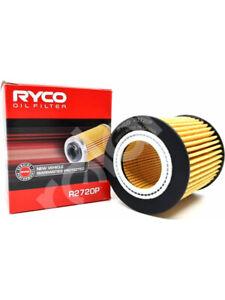 Ryco Oil Filter FOR MAZDA BT-50 UR (R2720P)