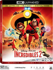 The Incredibles 2 [New 4K UHD Blu-ray] With Blu-Ray, 4K Mastering, Digital Cop
