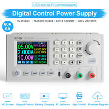 Dc Power Supply Variable Digital Control Adjustable Lab Bench Regulated Power Us